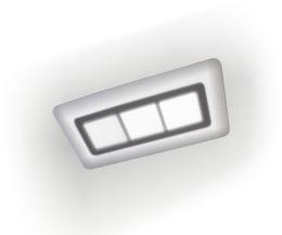 Deckenleuchte Q3D