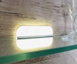 Glasbodenblende M4R