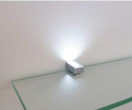 Glasbodenleuchte V1
