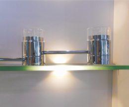 Glasbodenleuchte V4+