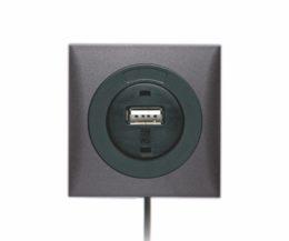 USB Ladesteckdose 12 V DC